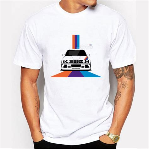 T Shirt My Car 01 new arrival s fashion race car design t shirt cool tops sleeve m3e30 tshirt