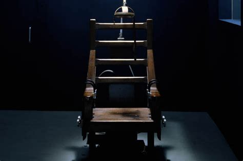Penalty Electric Chair by Tennessee Votes To Bring Back Electric Chair To Execute
