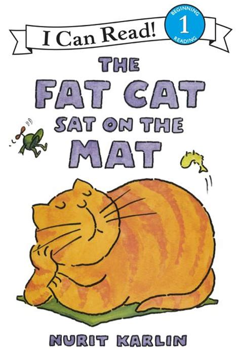 the cat sat on the mat by nurit karlin illustrated