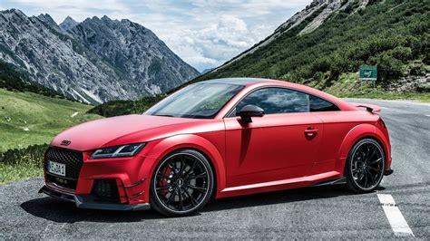 Audi Tt R by Fahrt Sound Abt Audi Tt Rs R 500ps