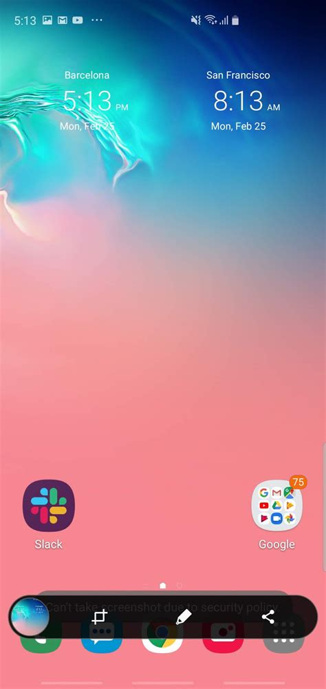 Samsung Galaxy S10 Screenshot by How To Take A Screenshot On The Samsung Galaxy S10 Phones