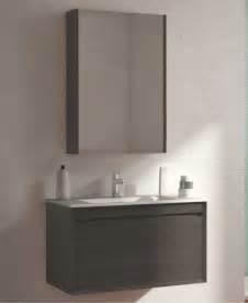 dark wood bathroom cabinet mirror reflex dark wood 55 mirror cabinet