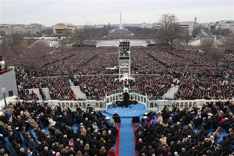picture of inauguration crowd deep thoughts for the someday book