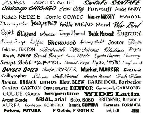 tattoo fonts list pinkbizarre fonts style