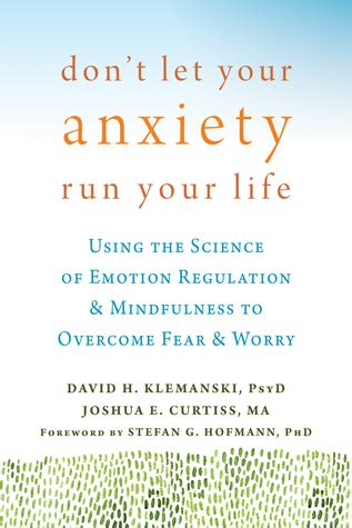mindfulness for worry and easy strategies to let go of anxiety worry and stress the instant help solutions series books don t let your anxiety run your using the science of