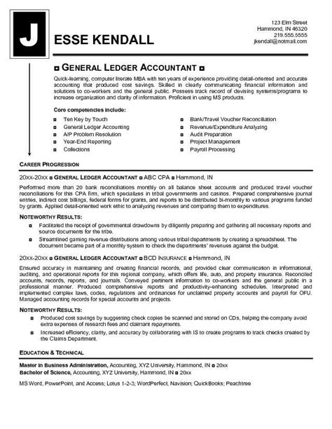 Accounting Information Systems Resume / Sales / Accountant