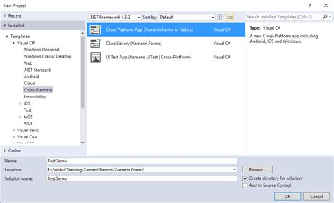 xaml tutorial for xamarin subramanyamraju xamarin windows app dev tutorials