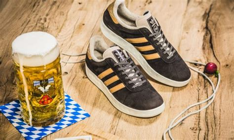 adidas has launched a puke resistant shoe for oktoberfest mycitybynight