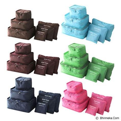 Murah Pouch Organizer Travel Bag Ts17 jual kemanggisan store monopoly travel bag in bag 6 in 1