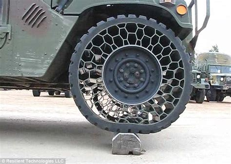 Airless Car Tires Price Reinventing The Wheel Forget Punctures American Firm
