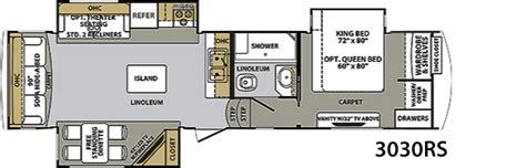 rv floor plans cardinal and montana floor plans forest river cardinal fifth wheels united rv united rv