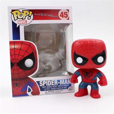 Original Funko Heroes Marvel Avenger Hawkeye Bobble funko pop official the collectible vinyl figure spider