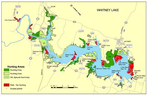 texas lake maps lake tourist map lake mappery