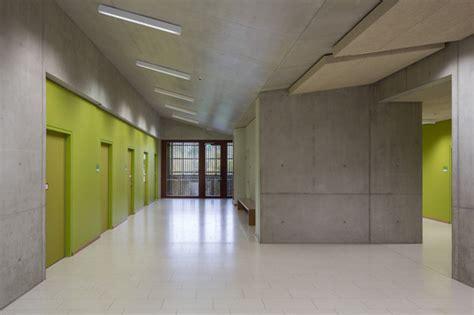 beton fensterbank innen erweiterungsbauten der hochschule weihenstephan triesdorf