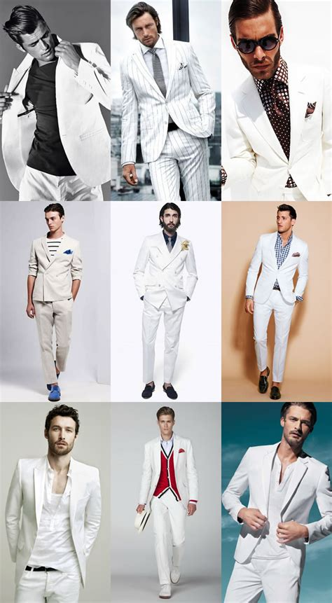 how to wear a white suit for your wedding brides how to wear white on white fashionbeans