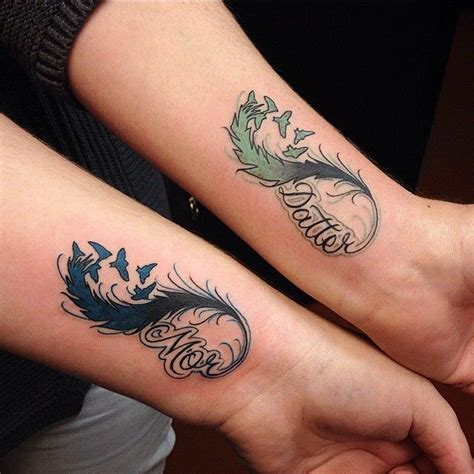 mother son matching tattoo ideas 31 beautifully ideas pictures
