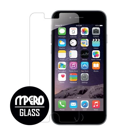 apple iphone 6 iphone 6s screen protector tempered glass accessoryexport