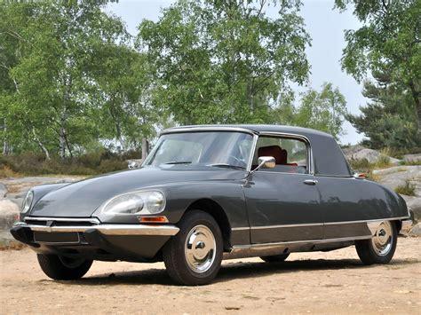 Classic Citroen by 1968 71 Citroen D S 2 1 Cabriolet Classic H Wallpaper