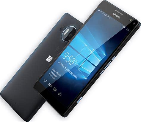 Microsoft Lumia 950 Xl Dual Sim smartfon microsoft lumia 950 xl dual sim czarny smartfony opinie cena sklep saturn pl