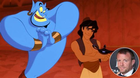 disneys  action aladdin enlists guy ritchie