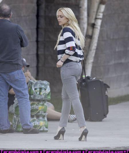 Pics Of Lindsay Lohan In Utah by Lindsay Lohan En Maxim Sept Farandulista