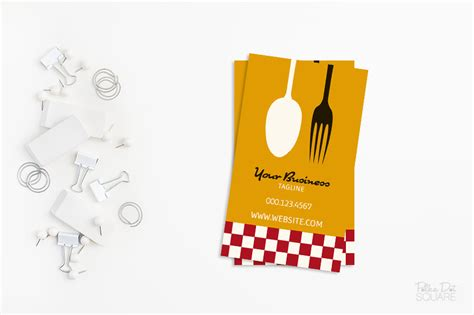 Catering Business Cards Templates Free by Free Printable Catering Business Cards Gallery Card