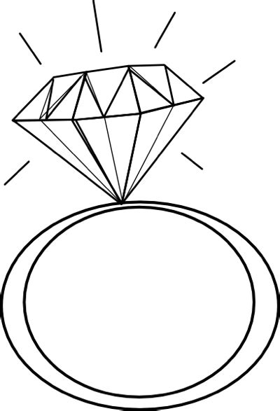 Engagement Ring Clipart Free   ClipArt Best