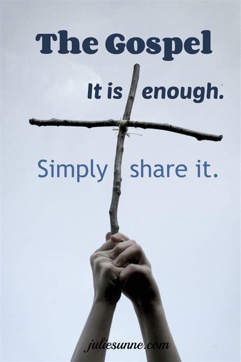 gospel   simply share  julie sunne
