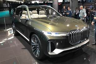 new bmw x7 concept revealed pictures auto express