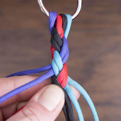 seil flechten anleitung die besten 17 ideen zu paracord halsband auf