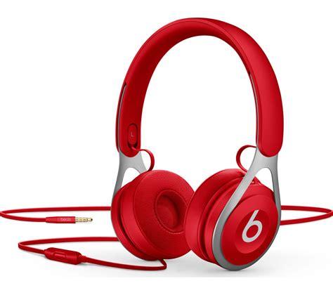 beats  dr dre ep headphones red deals pc world