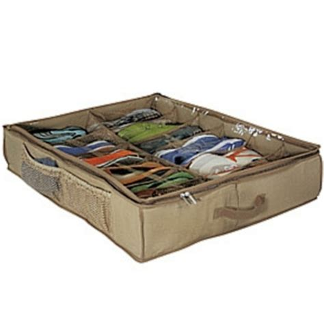 underbed storage for shoes underbed shoe storage organizer cedar in cedar clothing