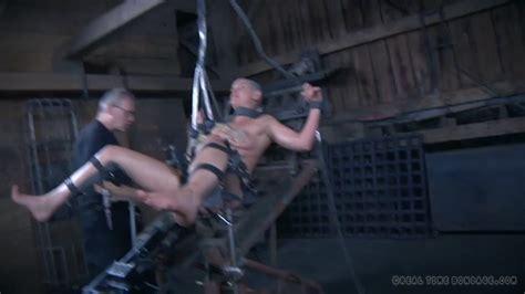 Sex machine tit milking