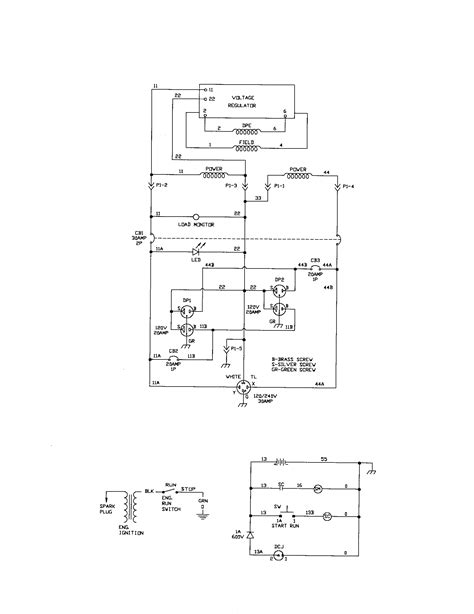 craftsman  generator parts sears parts direct