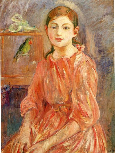Berthe Morisot In The Dining Room by Art History News Berthe Morisot At Auction And At The