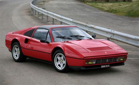 ferrari classic models 1988 ferrari 328 pictures cargurus