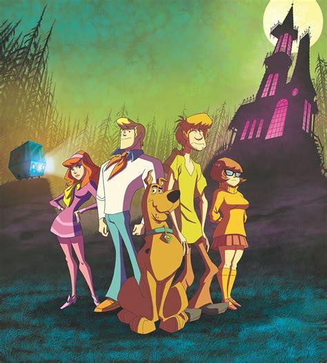 Kaos Scooby Doo 18 scooby doo i brygada detektyw 243 w odcinek 18 tajemnica