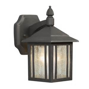 lowes outdoor lights galaxy lighting 334020 outdoor sconce lowe s canada