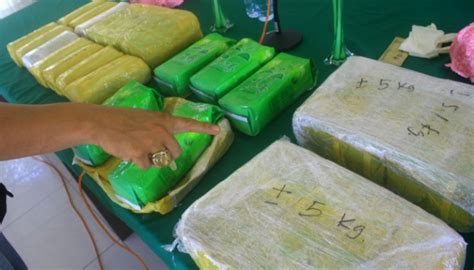 Paket Ker Tikus By Five 13kg of meth brought from malaysia seized metro tempo co