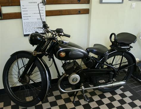 Sachs Panther Motorrad by Panther Fahrradwerke
