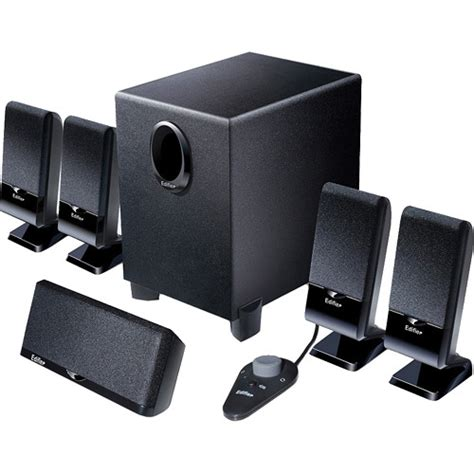 edifier   channel mini home theater speaker system