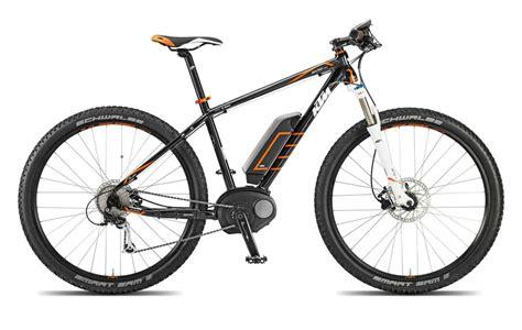 Ktm Ebike Ktm Macina 27 2015 Electric Mountain Bike