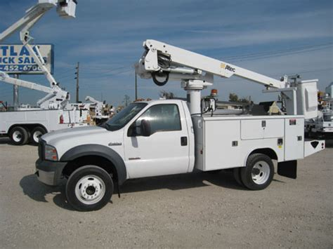Ford Truck Bench Seat by Bucket Truck B4102 Atlas Truck Sales Inc