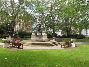 west smithfield garden  david hawgood geograph britain