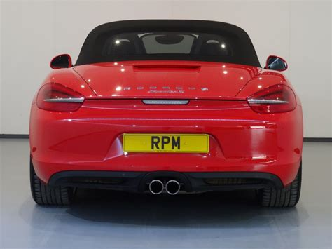 Porsche Co Uk by Used Porsche 981 Boxster S For Sale Independent Porsche
