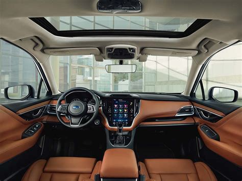 Subaru Legacy 2020 Interior by Subaru Storms Chicago With All New Legacy Line