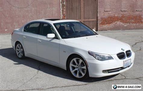 Bmw 2008 For Sale by 2008 Bmw 5 Series 4 Door Sedan For Sale In United States