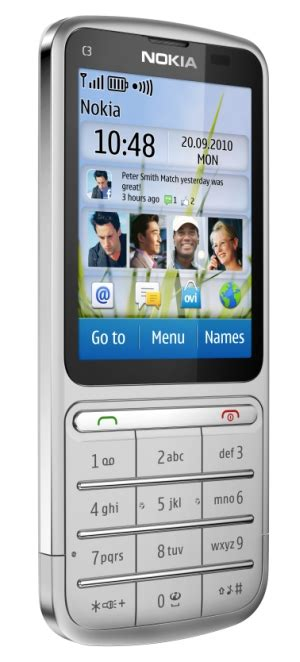 fb nokia c3 nokia c3 touch and type launched