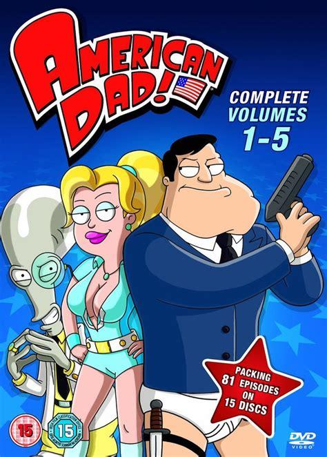 the half of us family collection volume 1 american seasons 1 5 box set dvd zavvi