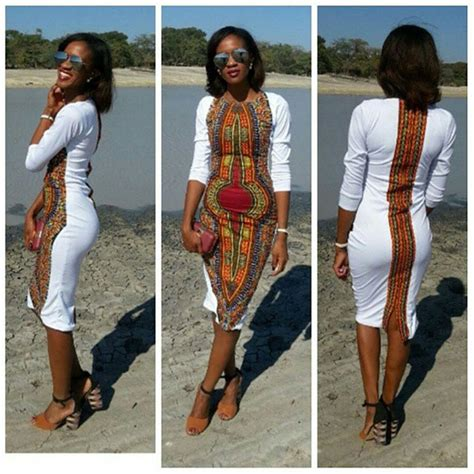ghanaian ladies straight dress new casual women clothing fashion african print dresses